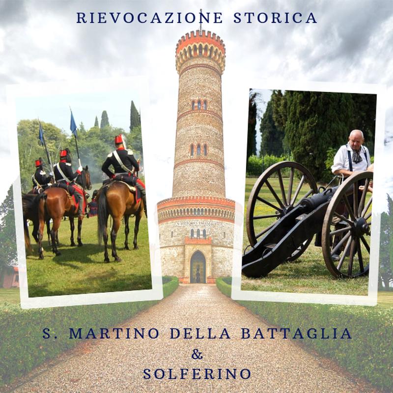 Gedenkveranstaltung in Erinnerung an die Schlacht von Solferino