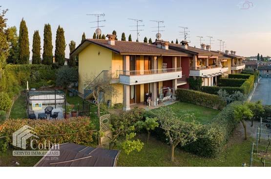 3 Zimmer Wohnung mit Garten, 5 km von Sirmione entfernt, Gardasee,  Pozzolengo